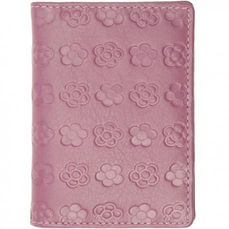 Cartera de Piel Mujer Pielini Mod 3203 Rosa
